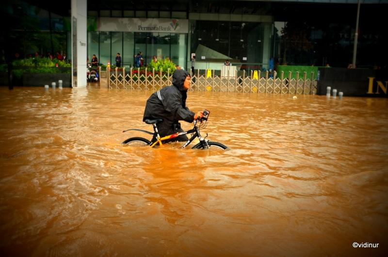 Banjir sudirman