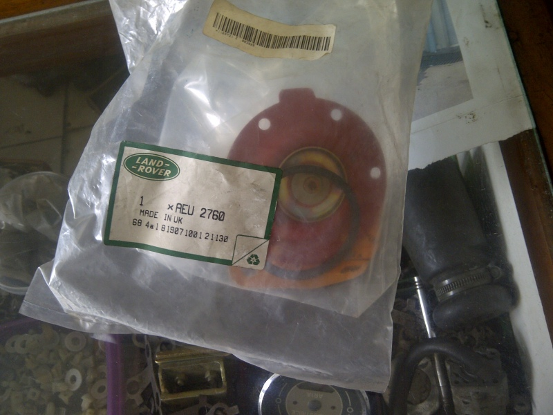 ful pump rebuild kit