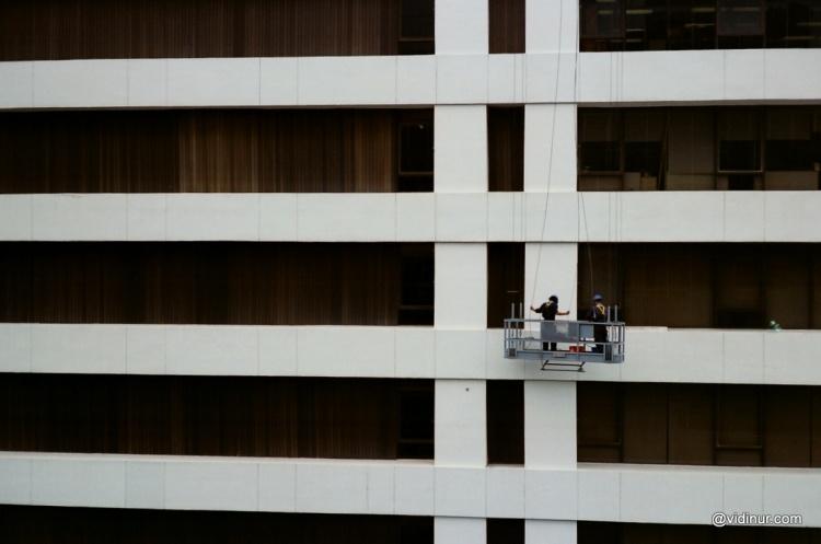 Pembersih jendela