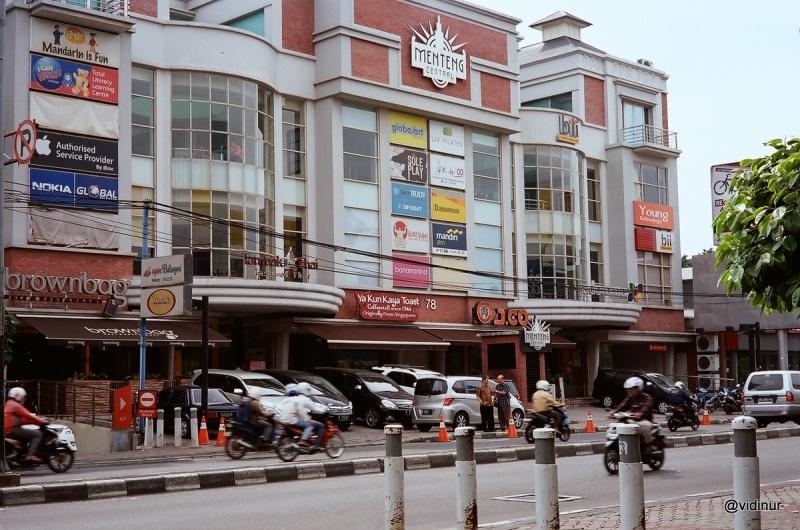 Menteng - Menteng central building