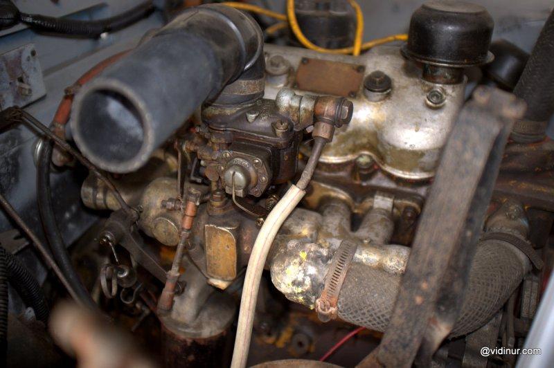 Solex 32 PBI Land rover series 1 88 inch