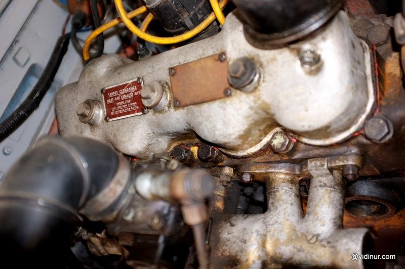 Engine 2.0L petrol series 1