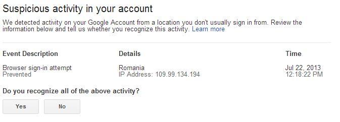 Someone hacked my Gmail account   Vidinur net