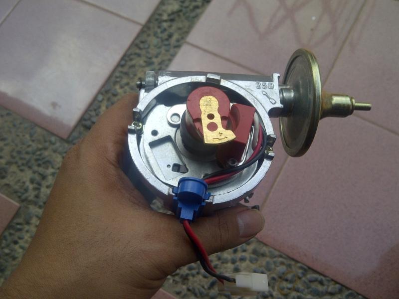 Electronic distributor