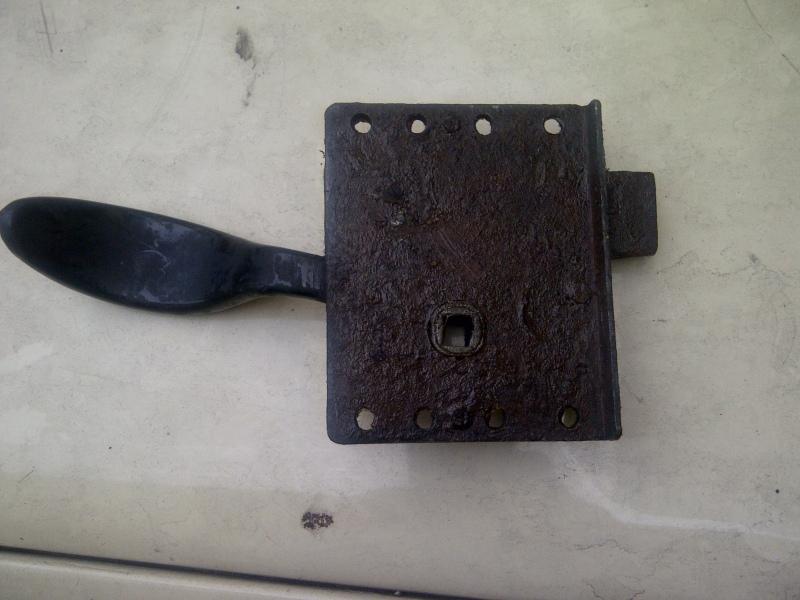 Door handle land rover series II, IIA, III